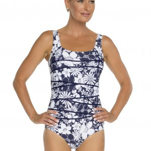 togs daisy sqneck navy 1 piece