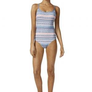 piha denim daze camisuit swimsuit