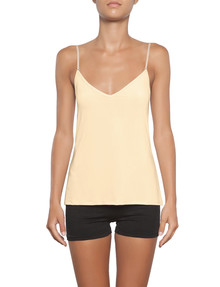essence cami shoestring nude