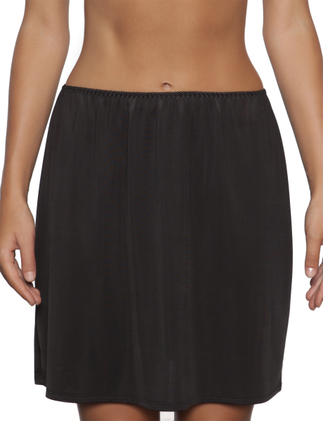 essence mini half slip black